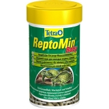 Tetra ReptoMin Baby корм для молодых черепах гранулы 100мл