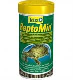 Tetra ReptoMin корм для водных черепах гранулы 100мл