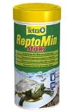 Tetra ReptoMin корм для водных черепах палочки 1000мл