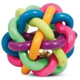 Игрушка резиновая Мяч лабиринт 6см Triol