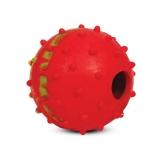 Игрушка резиновая Мяч погремушка 5см Triol