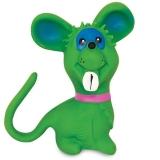 Игрушка латексная Мышка 11см Triol