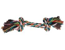 Веревка цветная два узла Triol