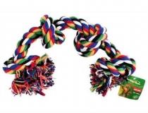 Веревка цветная 4 узла 50см Triol