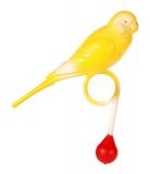 Игрушка для птиц Trixie попугай на кольце