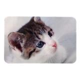 Коврик под миску Фото Кошки Trixie