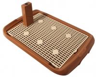 Туалет для маленьких собак. Модель PL001
