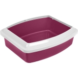 Туалет Savic Oval Tray Jumbo с бортиком