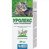 Уролекс капли урологические для кошек 20мл
