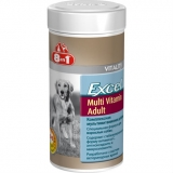 Витамины 8в1 Exel Multi Vit Adult 70табл