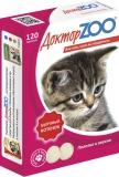 Витамины Доктор Zoo для котят 90 табл