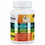 Витамины Unitabs DailyComplex для мелких собак 100табл