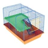 Клетка для грызунов 2-х этажная Зоомарк